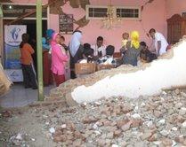 RZI Gandeng PNG Bantu Korban Gempa
