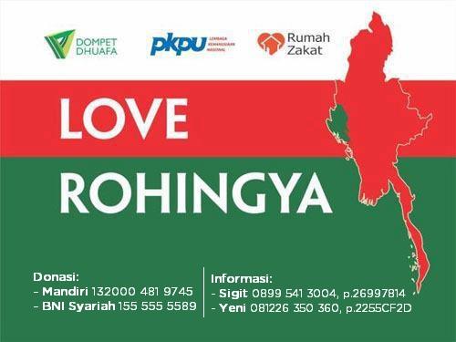 Love Rohingya